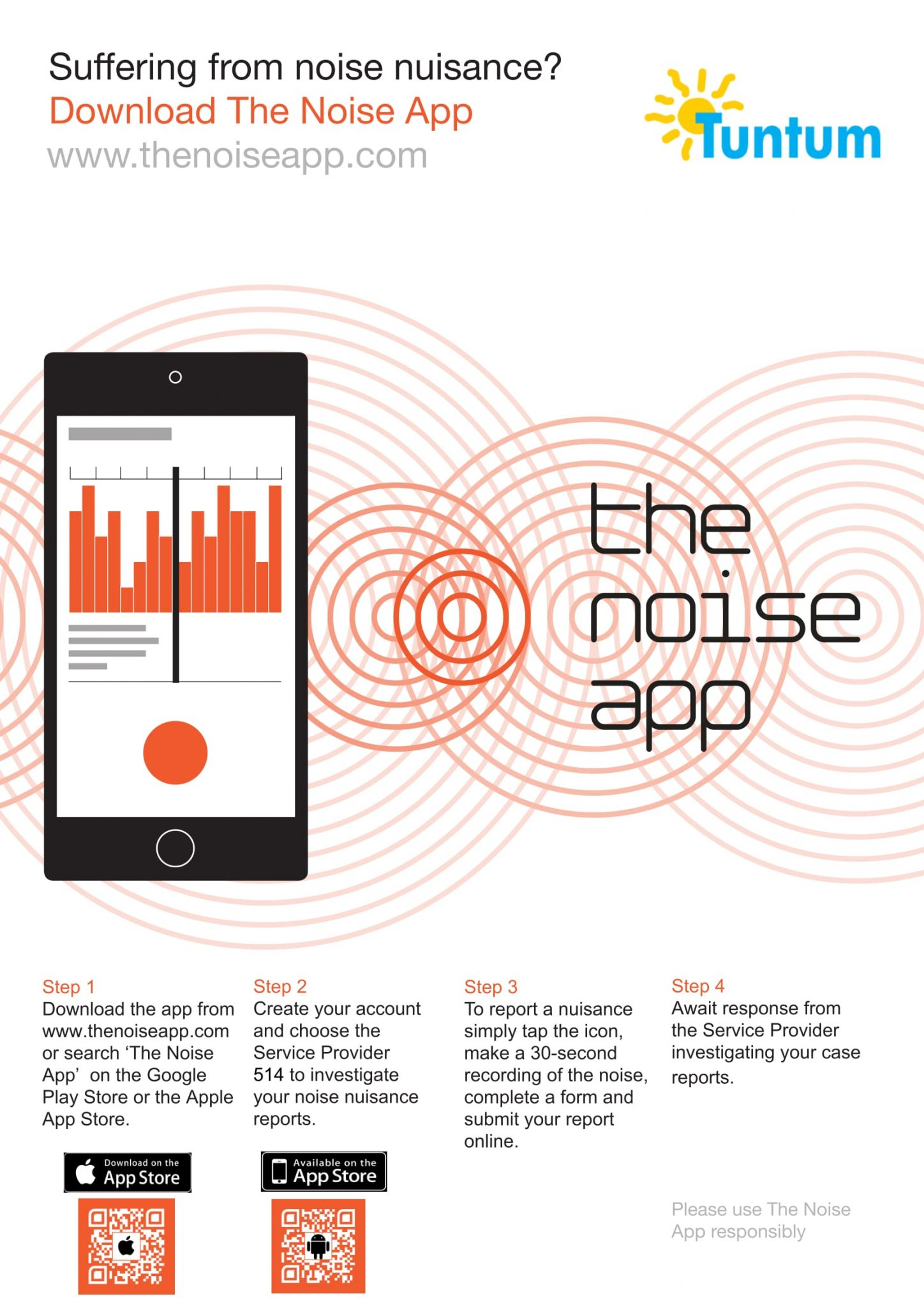 The Noise App Public Information Sheet - Tantum Trial-1