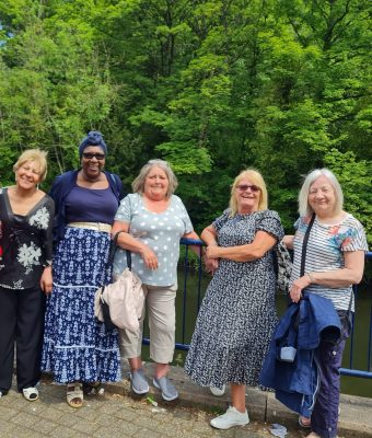 Healthy Roots trip to Matlock