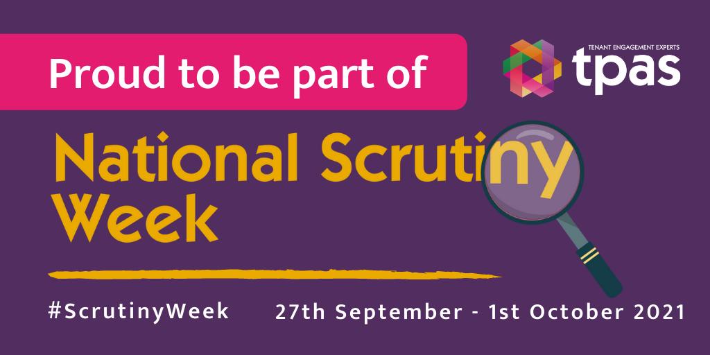 National Scrutiny Week